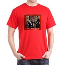 """Biden VP Decision"" T-Shirt"