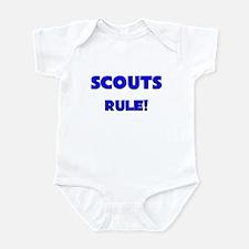 Scouts Rule! Infant Bodysuit
