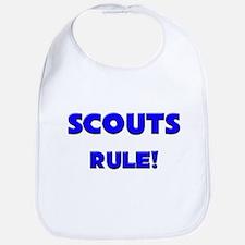Scouts Rule! Bib