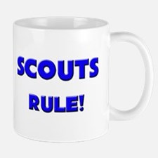 Scouts Rule! Mug