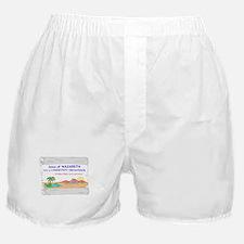 COMMUNITY ORGANIZERS Boxer Shorts