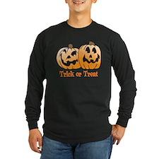 Trick or Treat Pumpkins T