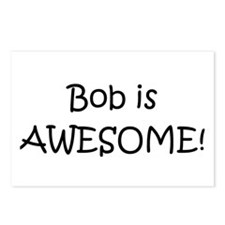 Cute Bob Postcards (Package of 8)