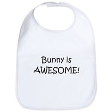 Funny Bunny Bib