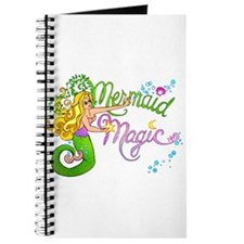 Mermaid Magic Journal