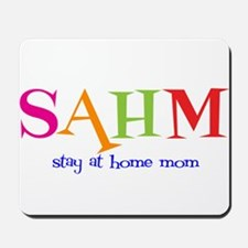 Stay at Home Mom Mousepad