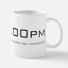 Public service announcement Mug