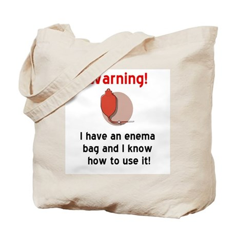 Nurse or Aide Tote Bag