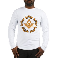 Bats and the Masons Long Sleeve T-Shirt