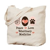 Vet tech Canvas Bags