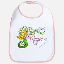 Mermaid Magic Bib