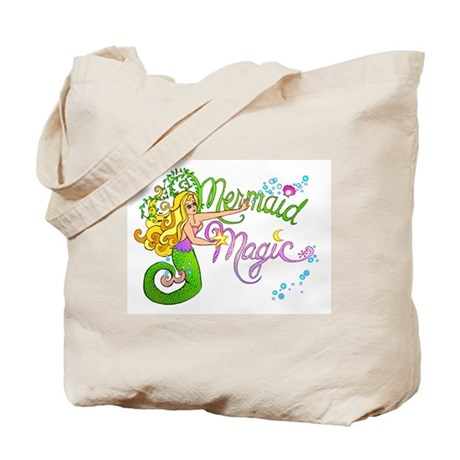 Mermaid Magic Tote Bag