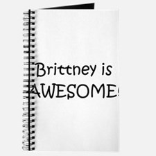 Cool Brittney Journal