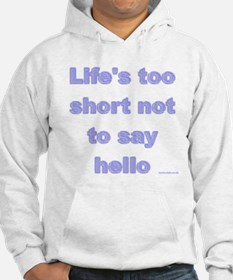Say Hello - Other Clothing Hoodie
