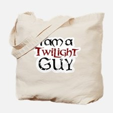 I Am A Twilight Guy Tote Bag