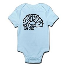 Pick A Card Infant Bodysuit