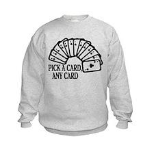 Pick A Card Sweatshirt