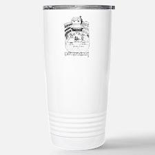 Dewitt Drawing Stainless Steel Travel Mug