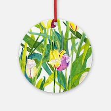 Tulip Harmony Keepsake (Round)