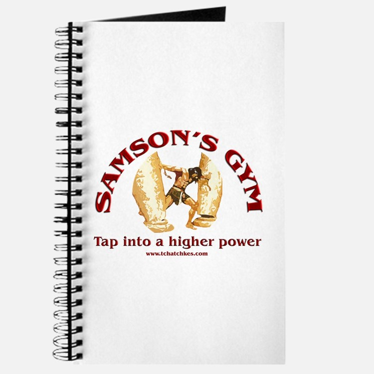 Samson's Gym Higher Power Journal