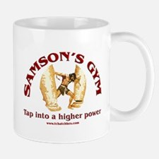 Samson's Gym Higher Power Mug