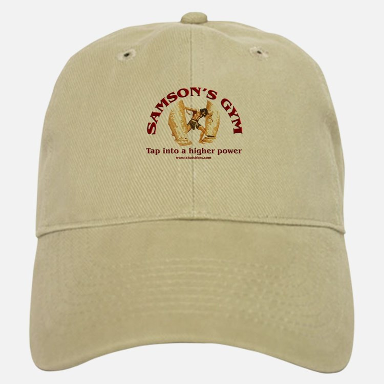 Samson's Gym Higher Power Baseball Baseball Cap