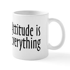 Attitude is Everything Small Mug