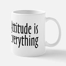Attitude is Everything Small Small Mug