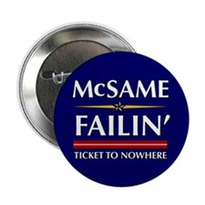 """Ticket To Nowhere 2.25"""" Button (10 pack)"""
