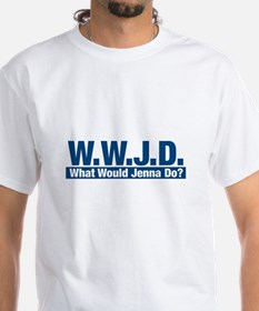 WWJD What Would Jenna Do? Shirt