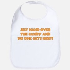 Hand Over the Candy Bib