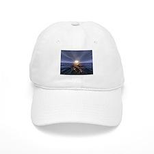 Pearly Sunset Baseball Cap