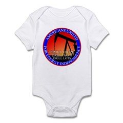 Energy Independence Infant Bodysuit