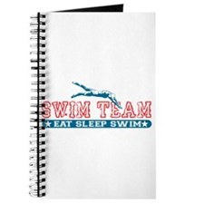 Women's Swim Team Journal