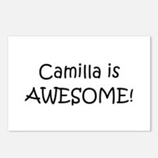 Cool Camilla Postcards (Package of 8)