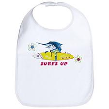 Lil' Surfer Bib
