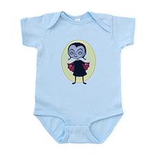 Little Vampira Infant Bodysuit