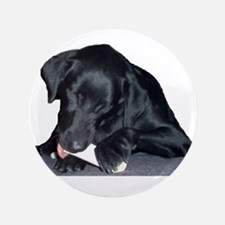 """""""Wonder Puppy"""" 3.5"""" Button"""