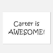Unique Carter Postcards (Package of 8)