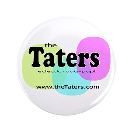 "Tater TV logo 3.5"" Button"
