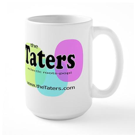 Tater TV logo Large Mug