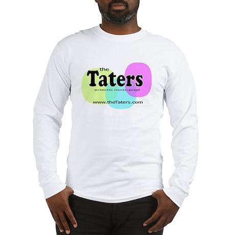 Tater TV logo Long Sleeve T-Shirt
