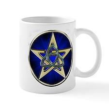 Triquetra Pentagram Mug