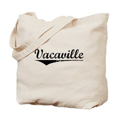 Vacaville Tote Bag