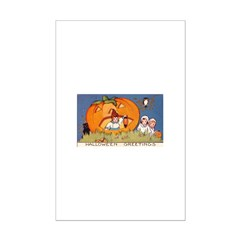 Childrens Halloween Posters