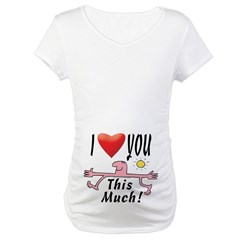 I heart you muchly! Shirt
