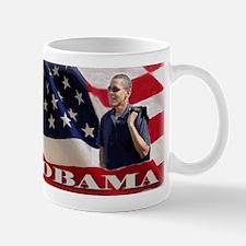 Flag Casual Obama Mug