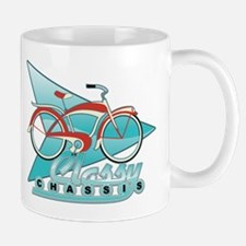 Vintage Bicycle Mug