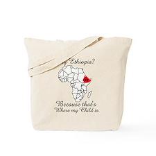 Cute Vietnam adoption Tote Bag