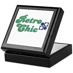 Retro Chic Keepsake Box